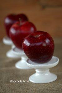 Castagnaccio di mele