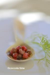 Vellutata di finocchi con  salmone selvaggio e aneto