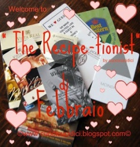 the recipe-tionist febbraio