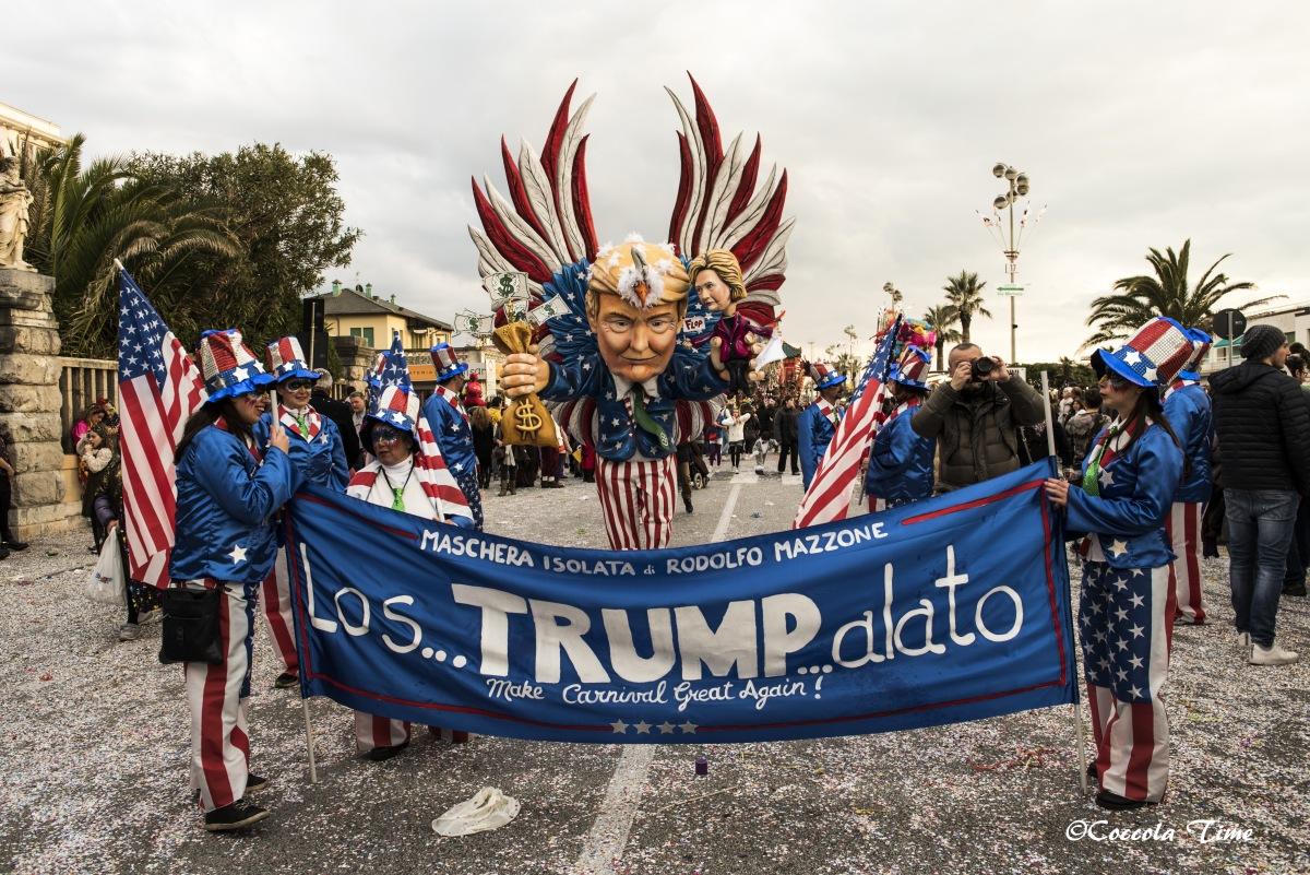 Carnevale di Viareggio e cenci toscani per SEGUILESTAGIONIFEBBRAIO#